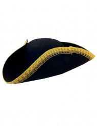 Chapéu tricórnio adulto