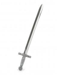 Espada de cavaleiro de plástico