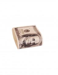 Falso maço de dólares