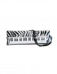 Piano insuflável
