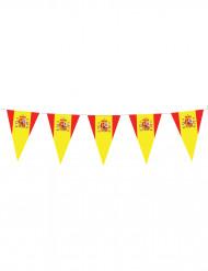 Grinalda bandeiras espanholas