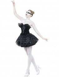 Disfarce dançarina preta mulher