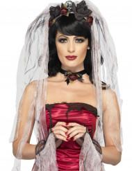 Kit noiva gótica mulher