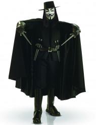 Disfarce luxo V para Vendetta™ adulto