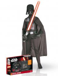 Disfarce Darth Vader Star Wars™ menino