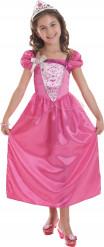 Disfarce de Barbie™ princesa menina