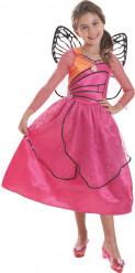 Disfarce Barbie™ Princesa Mariposa menina