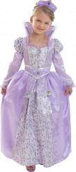 Disfarce Corolle™ rainha lilás menina
