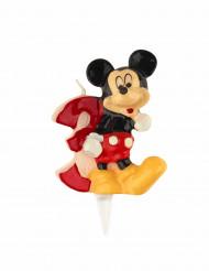 Vela número 3 Mickey™