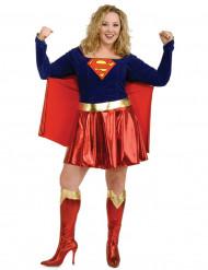 Disfarce Supergirl ™ tamanho grande