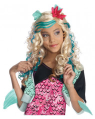 Peruca Lagoona Blue Monster High™ rapariga