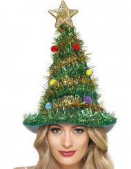 Chapéu árvore de Natal adulto Natal