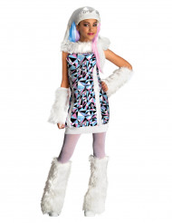 Disfarce Abbey Bominable Monster High™ menina