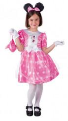 Disfarce Minnie™ rosa menina
