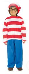 Disfarce Onde está Wally?™ criança