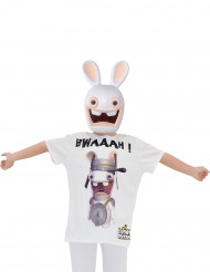 Máscara e T-shirt Rabbids™