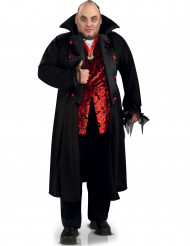 Disfarce vampiro chique homem