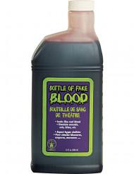 Maquilhagemgarafa de falso sangue 480 mL