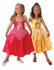 Disfarce reversível Bela™ e Aurora™ menina