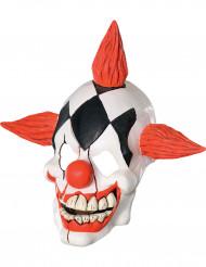 Máscara palhaço a rir adulto
