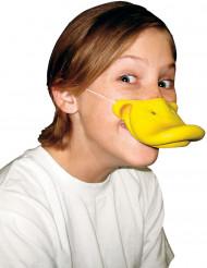 Nariz maleável pato