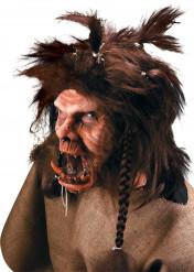 Maquilhagem Troll Halloween adulto