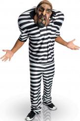Disfarce prisioneiro Big Bruizers homem
