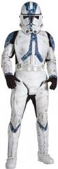 Disfarce Clone Trooper Star Wars™ De Luxo menino