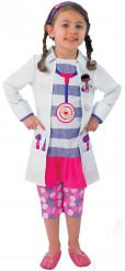 Disfarce de Doutora Peluche da Disney™ para menina