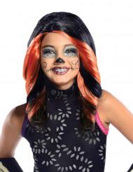Peruca Skelita calaveras Monster High™ menina