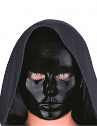 Máscara cara preta adulto