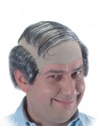 Peruca homem careco adulto