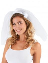 Véu noiva adulto