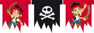 Grinalda de bandeirolas Jake e os Piratas da Terra do Nunca™