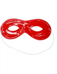 Máscara vermelha criança