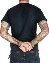Mangas tatuagens falsas