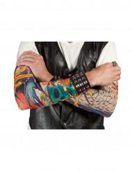 Mangas falsos tatuagem
