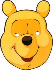 Máscara de cartão Winnie The Pooh™