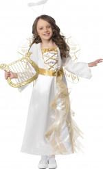Disfarces anjo menina Natal