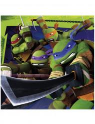 20 guardanapos tartaruga ninja™