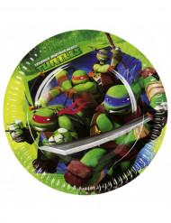 8 Pratos Tartaruga Ninja™