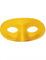 Máscara para criança amarela