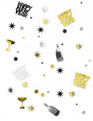 Confetis de mesa Ano novo