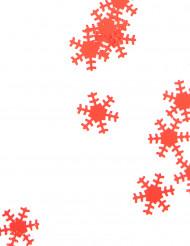 Confetis Natal floco de neve
