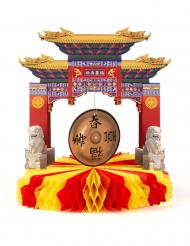 Centro de mesa monumento chinês