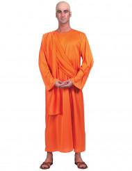 Fato de monge budista adulto
