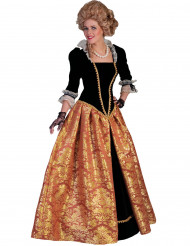Disfarce imperatriz barroca mulher