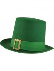 Chapéu verde de são patrício