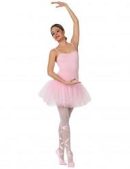 Disfarce dançarina de ballet mulher