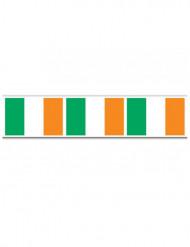 Grinalda bandeira irlandesa São Patrício
